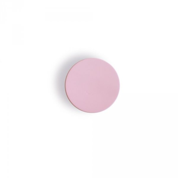 Button Wall Hook in Pink 16cm