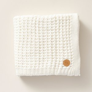 100x150cm_knitted_white_baby_blanket_petite_amelie