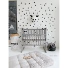 Bedside Sleeper Crib Baby Bed in Grey Alain from Petite Amélie