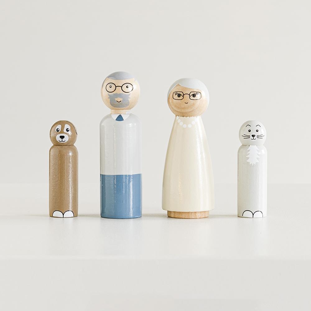 dollhouse accessories grandparents