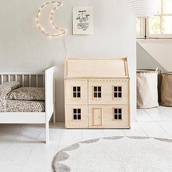 Petite Amelie La Parisienne Dollhouse